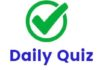 DAILY QUIZ (EM) SCIENCE & TECHNOLOGY